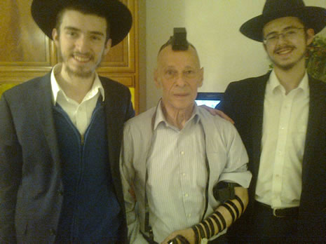 Meeting Holocaust Survivors in Germany