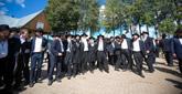 The Return: 500 European Rabbis Gather in Village of Lubavitch