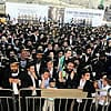 Completion of Sixth Children's Torah Scroll Celebrated in Jerusalem
