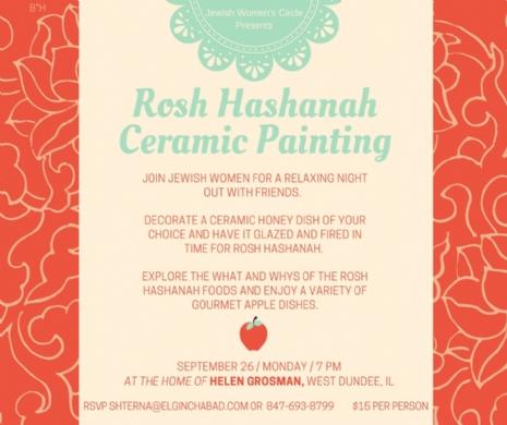 Rosh Hashanah Ceramic Painting.jpg