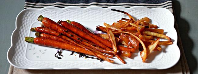Cook It Kosher: Sticky Orange-Glazed Carrots