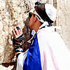 For Rabbi Stationed at the Western Wall, Days Filled With Inspiration
