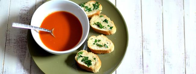 Cook It Kosher: Crusty Garlic Bread
