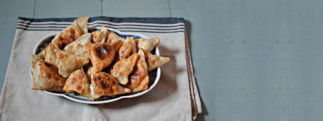 Cook It Kosher: Fried Chicken Kreplach