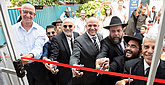 A Grand Day for Angola Jews, Complete With a New Torah