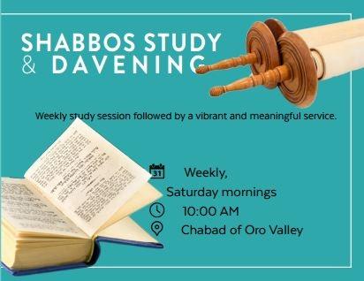Shabbos Study and Davening.JPG