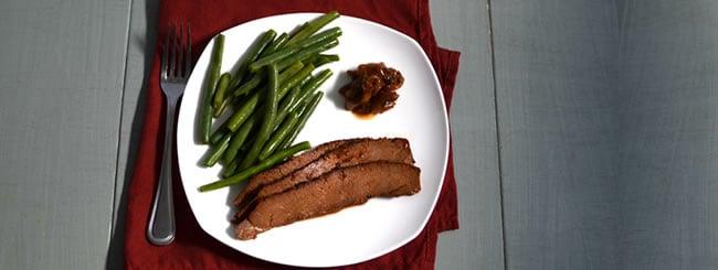 Cook It Kosher: Miriam's Melt-in-Your-Mouth Rosh Hashanah Brisket