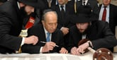 Shimon Peres, a Leading Figure in Israeli Politics for Decades, Passes Away at 93