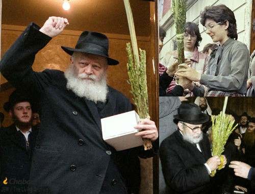 10 Tishrei Moments With The Lubavitcher Rebbe Give Your