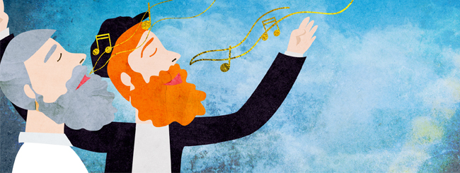 Chassidic Tales Worth Telling: Higher Than the Angels