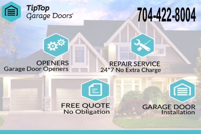 Tip Top Garage Doors
