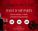 Paint & Sip Party for Women