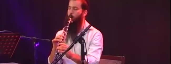 Хасидские мелодии на восточных инструментах: Хабадский нигун на турецком нее
