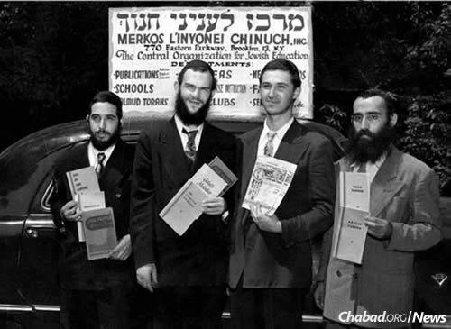 Since the early 1940s, groups of Chabad-Lubavitch students have been traveling the world, visiting small and isolated Jewish communities, including South Dakota.