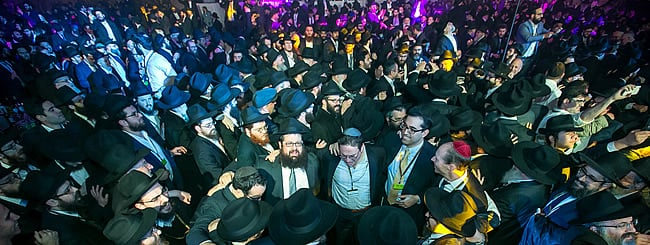 November 2016: 5,600 Celebrate and Reflect at Chabad-Lubavitch Annual Banquet