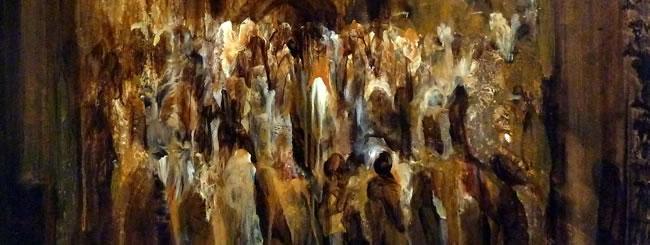 Chayei Sarah Art: The Cave of Machpelah