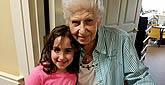 In Virginia, 'Friends' Bridge the Generations in Weekly Visits