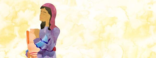 Parshah (Weekly Torah): Diary of Leah