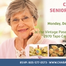 Chanukah for Seniors and Students