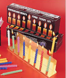 Menorah and Candles Order Form