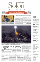 Light the way: Menorah brings 'warmth into cold and dark world'