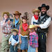 Purim in the Wild West! 2013