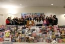 Toy Drive Culminating Event