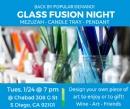 Glass Fusion Art Night