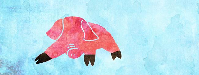 Readings: Pigs & Judaism