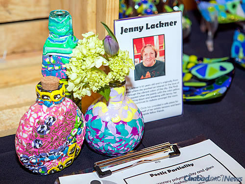 The handcrafted work of Jenny Lackner