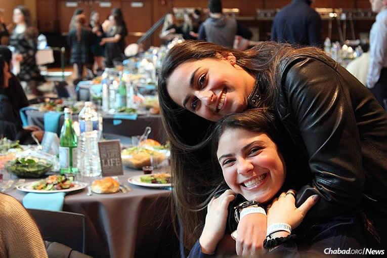 Lora Lee Ashkenazy and Kaela Rothstein (Photo: Hannah Geller)