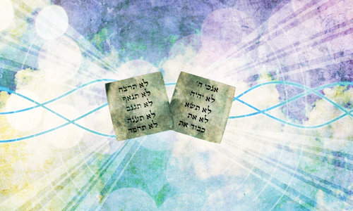 The Ten Commandments - Shavuot