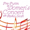 Women's Concert with Rivka Leah
