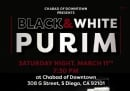 Black & White Purim