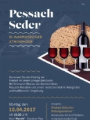 Pessach Seder - 10. April 2017