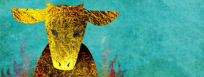 Parshah Focus: What Was the Golden Calf?