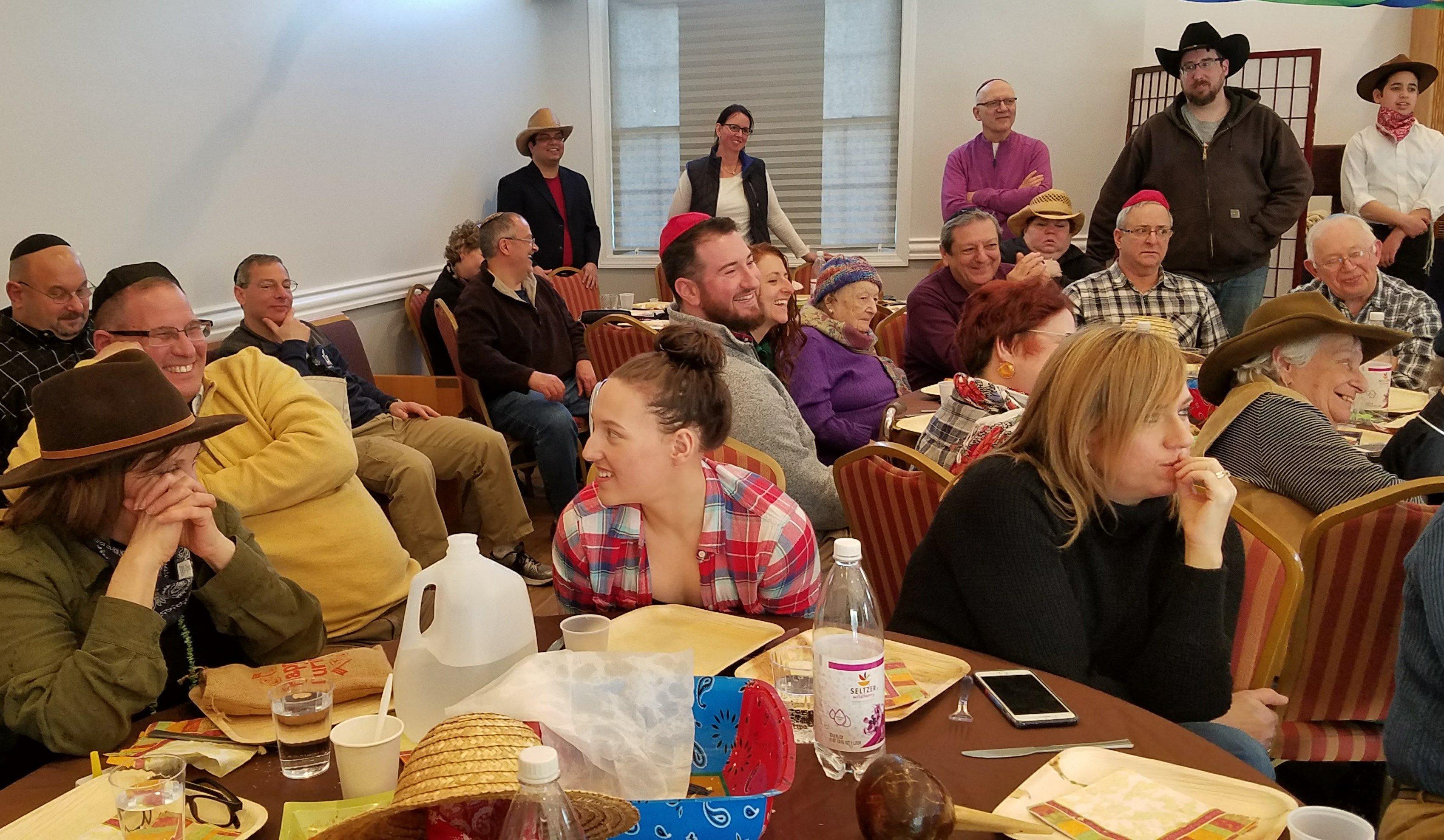 Purim crowd laughing good.jpg