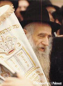 Rabbi Shmuel Dovid Raichik