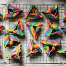 CTeen Jr. The Great Hamantashen Bake-off Tie Dye Style