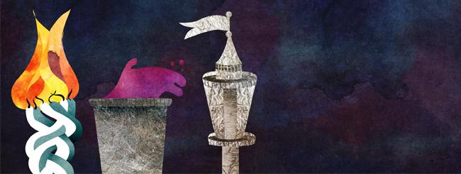 Quick Jewish Videos: Why the Candle at Havdalah?