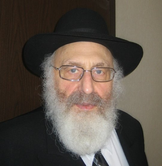 Rabbi Zalman A. Grossbaum
