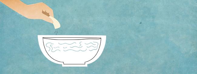 Pourquoi trempons-nous le Karpas (légume) lors du Séder?