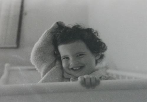 Nissel at 9 months old