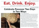 Pesach with Chabad of Grass Valley