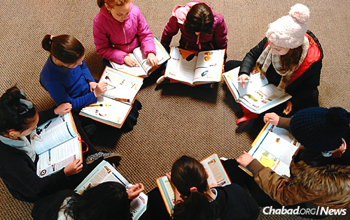Maimonides enrolls boys and girls in kindergarten through seventh grade.