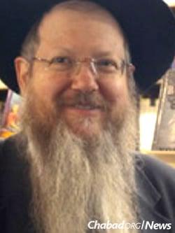 Rabbi Beryl Epstein