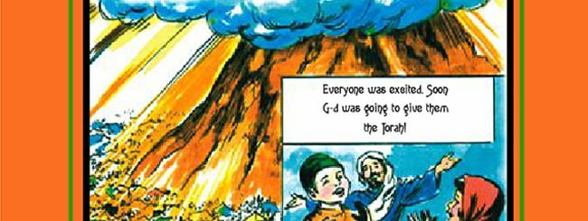 The Story of Shavuot (Animated)