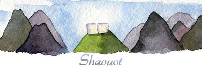 The Story of Shavuot