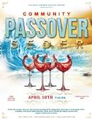 Passover Community Seder 2017