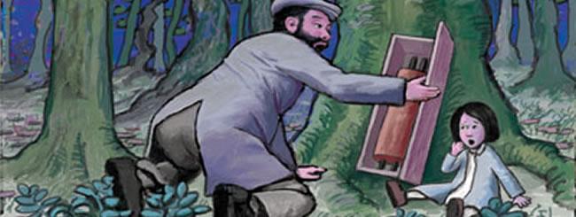 Story: The Abandoned Sefer Torah